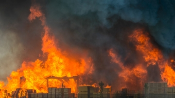 Ten people are reportedly dead in a fire at Tiruchy, Tamil Nadu. Representational Image. (Photo: iStock)