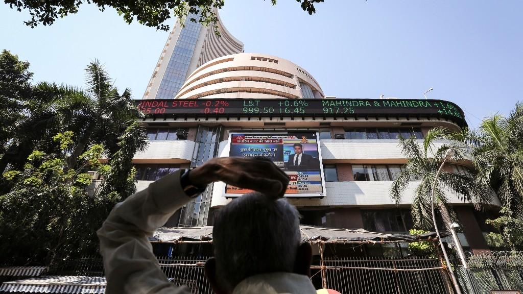 Sensex, Nifty Open Lower as 1,038 Stocks Decline