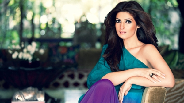 We love your brutally outspoken ways Twinkle Khanna, Happy Birthday!