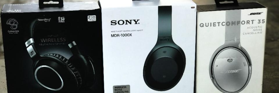 f378f6c753d ... Sennheiser PXC 550 vs Bose QC 35. 37.2k ENGAGEMENT. This is the  ultimate noise-cancellation headphone showdown. (Photo: <b>