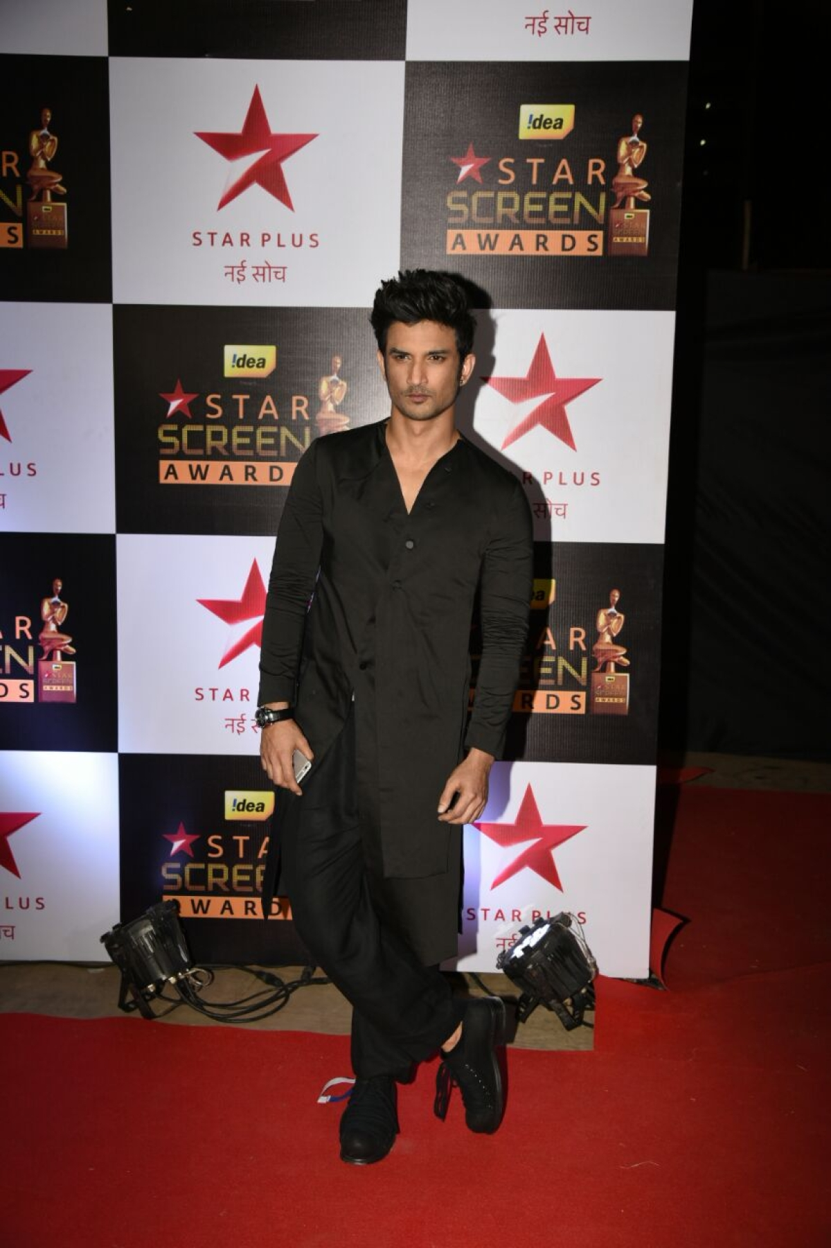 In Pics: B-Town Stuns On The Red Carpet At Star Screen Awards - The
