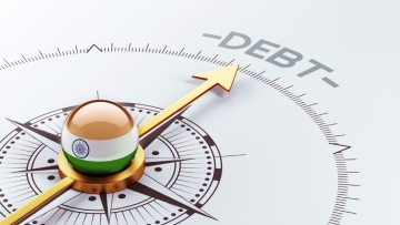 Moody's said loans given to businesses with poor repayment capacity has put Indian banks at risk levels, second only to China in the Asia Pacific region.