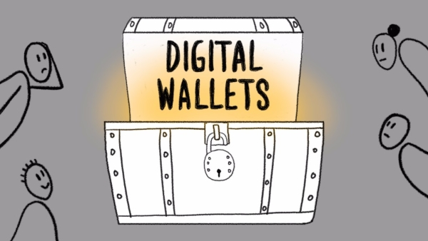 PM Modi wants everyone to use digital wallets, but millions don't know how to use them. (Photo: <b>The Quint</b>)