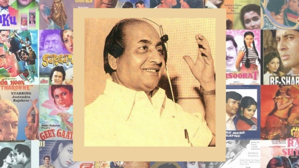 Mohd Rafi was vintage and hip with equal charm.