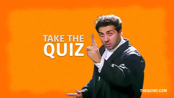 <i>Sawaal pe sawaal, par kitne </i>laws in all? Test your law quotient by taking this quick quiz. (Design: <b>TheQuint</b>)