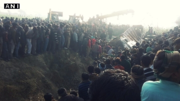 At least 12 students have been killed in a tragic road accident. (Photo: ANI)