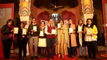 "Books, conversations and more (Photo: <a href=""https://jaipurliteraturefestival.org/"">Jaipur Literature Festival</a>)"