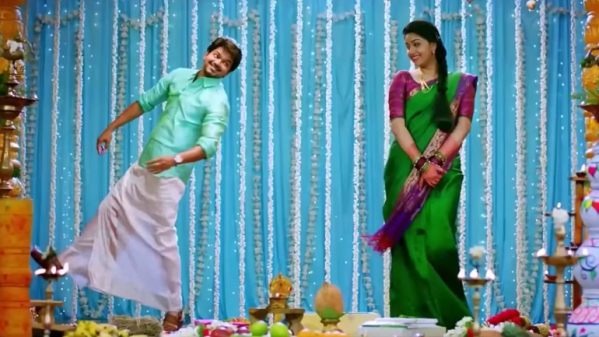 A still from the film <i>Bairavaa</i>. (Photo Courtesy: YouTube screengrab)