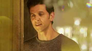 Hrithik Roshan in <i>Kaabil. </i>(Photo courtesy: YouTube)
