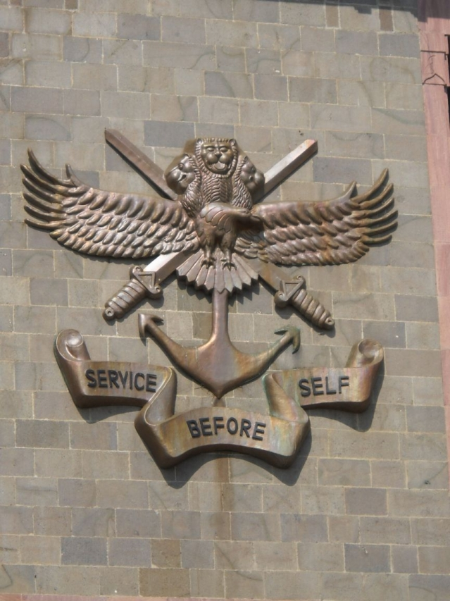 The motto of the Indian Army.