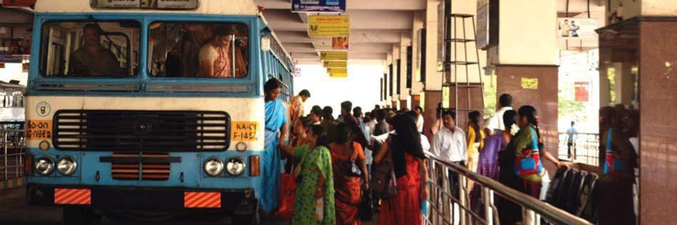 Kerala's 1st Batch of Female Bus Conductors Quit Over Wage