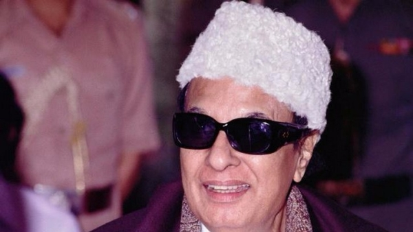 MGR's fur cap and dark shades look has a story behind it.