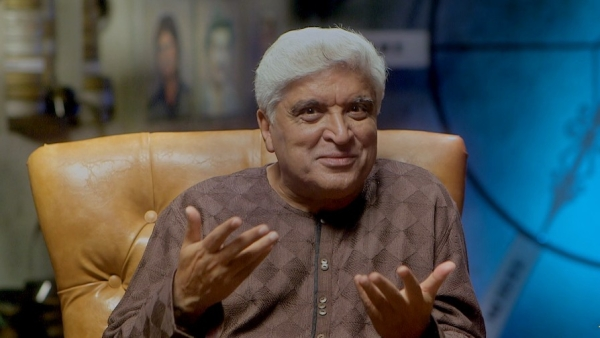 Here's wishing Javed Akhtar a very happy birthday. (Photo courtesy: Twitter)