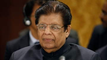 File image of E  Ahamed, former MoS MEA and IUML MP who was in the Congress-led UPA Govt. (Photo: Reuters)