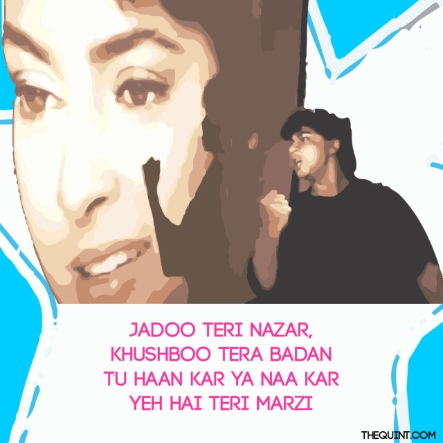 <b>Rewritten Lyrics: </b>Maanvi (Photo: <b>The Quint</b>/Harsh Sahani)