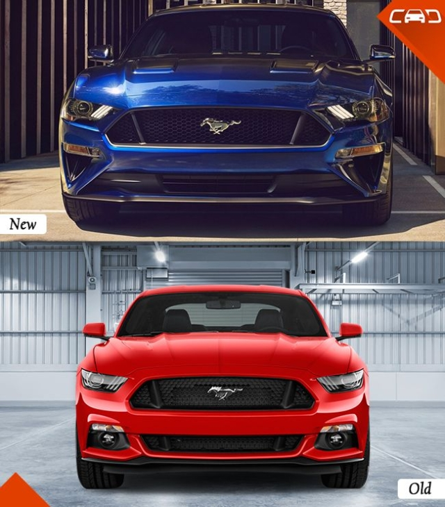 Ford Mustang: New vs Old – What's Changed?