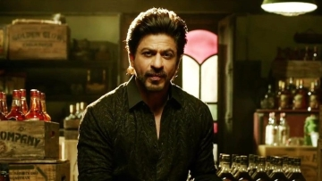 Shah Rukh Khan aka <i>Raees</i>. (Photo courtesy: Red Chillies Entertainment)