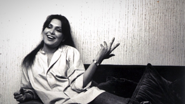 "A candid moment from the troubled life of Parveen Babi. (Photo Courtesy: Twitter/<a href=""http://https://twitter.com/getonlinenews/status/789773598261071873"">‏@DesiObsession</a>)"