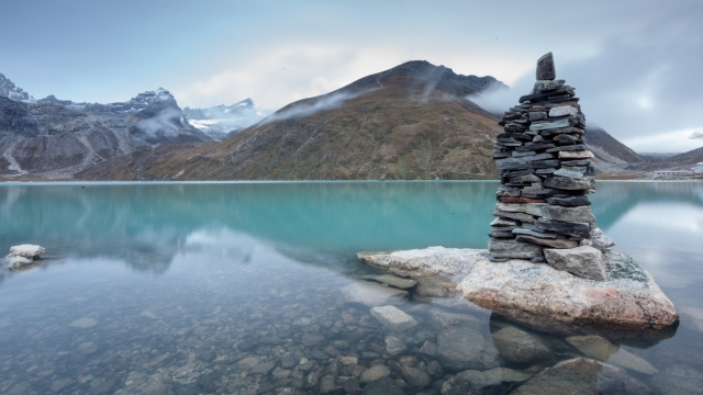 Glacier lakes bursting are one common cause of flooding in Nepal. (Photo: iStock)