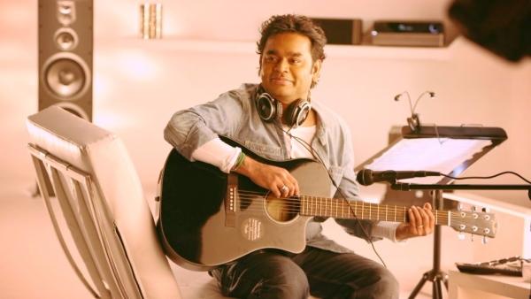 AR Rahman unplugged on The Quint. (Photo courtesy: Facebook)