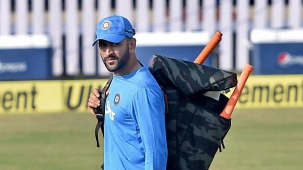 Mahendra Singh Dhoni.