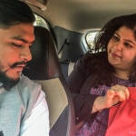 The Quint's Stutee Ghosh talks to the cabbies about why rapes happen. (Photo: <b>The Quint</b>)