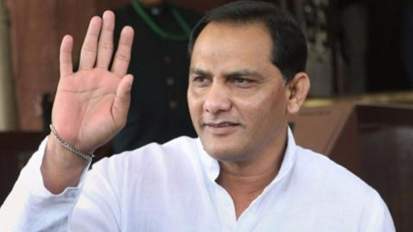 Mohammed Azharuddin. (Photo: PTI)