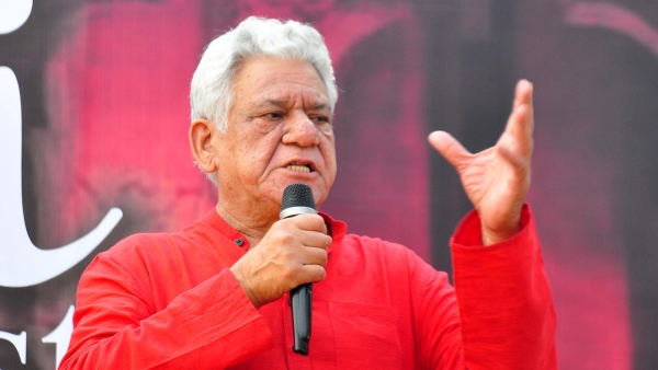 Om Puri remains one of the best and most prolific actors of the Indian film industry.