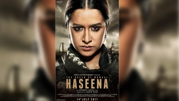 Shraddha Kapoor in the first look of <i>Haseena</i>. (Photo Courtesy: Instagram)