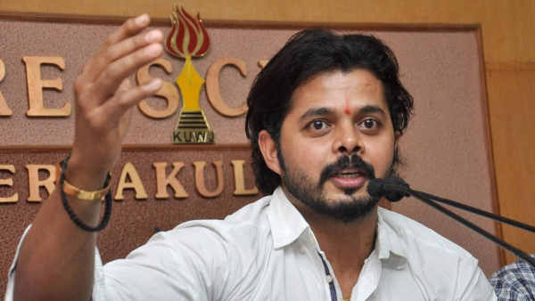 Shanthakumaran Sreesanth. (Photo: PTI)