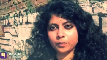 Taruni Kumar, <b>The Quint</b>'s<b> </b>reporter who was assaulted at Ramjas college. (Photo: <b>The Quint</b>)
