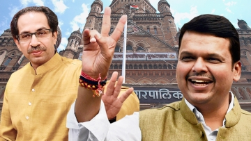 In a bid to keep Shiv Sena in its fold, the BJP is offering it an almost equal number of seats in the Assembly elections.