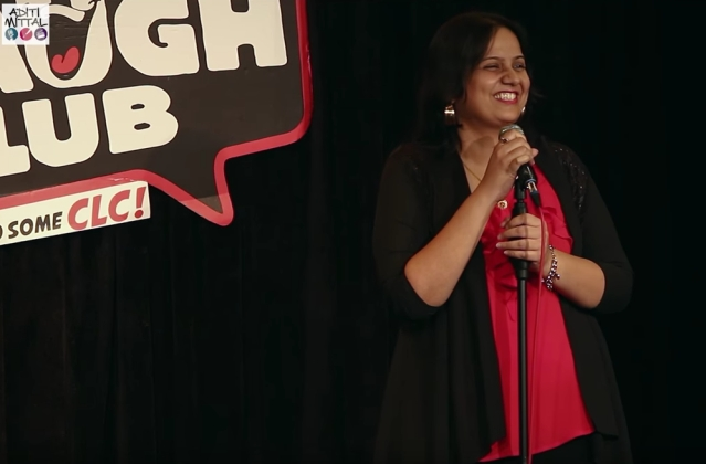 """Nidhi Goyal is the program editor with Sexuality and Disability (Photo: <a href=""""https://www.youtube.com/watch?v=9QBF23j0uT4"""">Youtube/Aditi Mittal</a>)"""