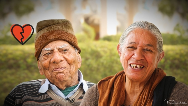 How did your grandfather express his undying love to your grandmother? (Photo: <b>The Quint</b>)