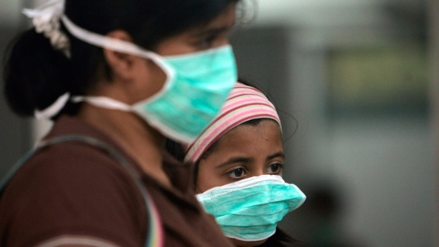 According to a study, 11 lakh people died due to pollution in India in 2015.
