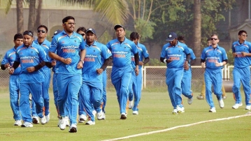India beat Sri Lanka in their opening match of the Blind Cricket World Cup.