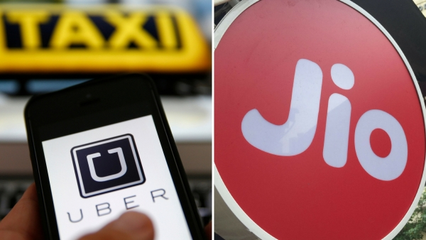 Reliance Jio cabs could soon rival Uber in India? (Photo: <b>The Quint</b>)