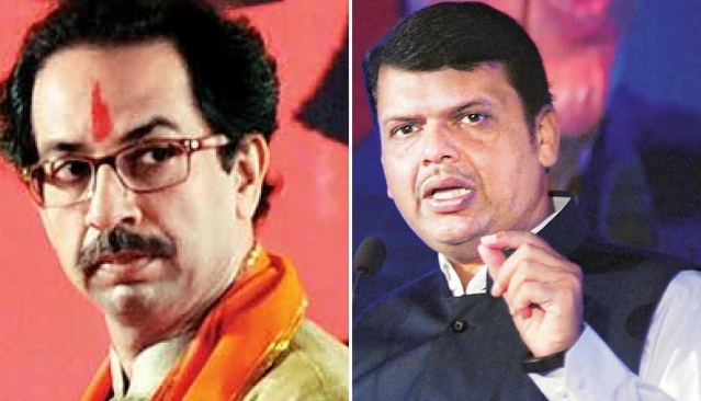 Will Sena and BJP form an alliance after the bitter 'break-up?'