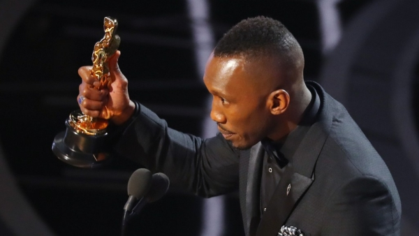 Mahershala Ali wins Best Actor in a Supporting Role. (Photo: Reuters)