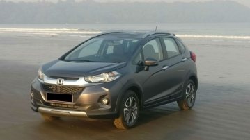 Honda WR-V for Rs 7.75 lakh in India. (Photo: <b>The Quint</b>)