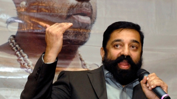 File photo of actor Kamal Haasan