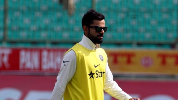 Virat Kohli was injured during the Ranchi Test and missed the final fixture in Dharamsala. (Photo: BCCI)