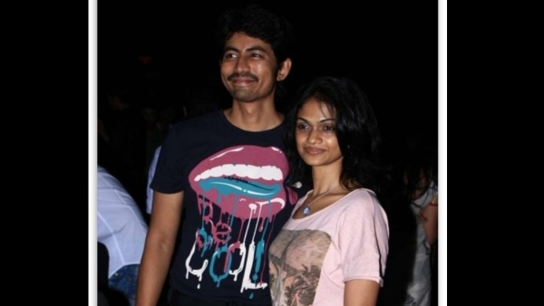 Karthik Kumar issues another statement on her wife's tweets. (Photo Courtesy: Facebook/Kartik Kumar)
