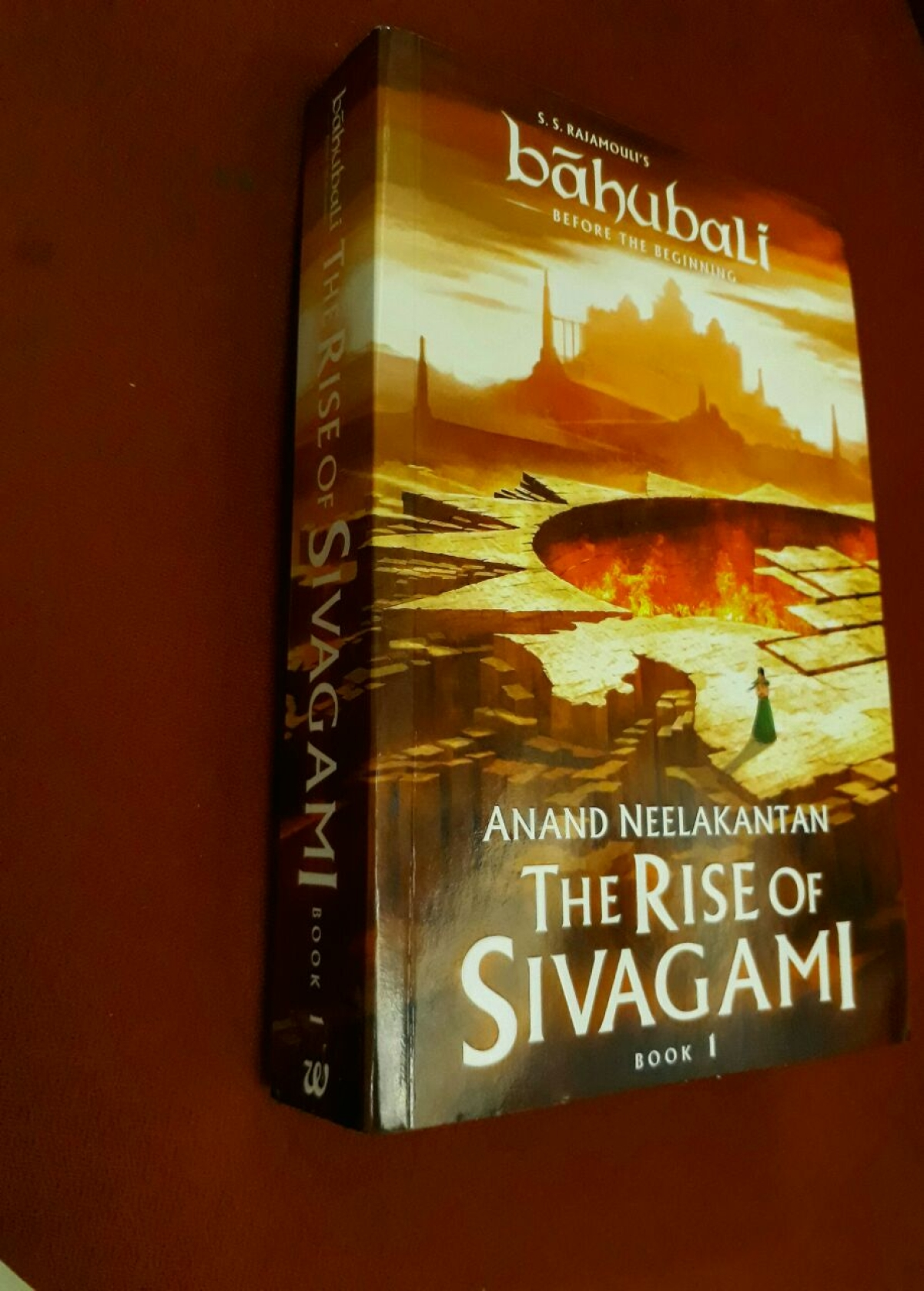 Why Did Katappa Kill Baahubali? The Book Finally Spills the Beans