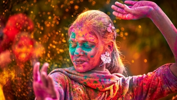 Holi is almost here and the best part is that like every other Indian festival, you can celebrate it the way you want (Photo: iStock)