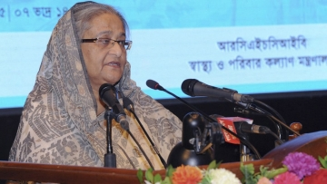 The article in question accused the Bangladesh's military intelligence agency of secretly detaining academic Mubashar Hasan