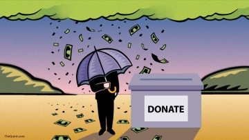 Are unlimited and anonymous clean money donations the answer to cleaning up political funding in India?
