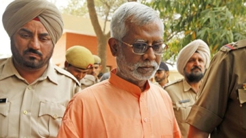 Swami Aseemanand, one of the 10 accused in the Mecca Masjid blast, is out on bail.