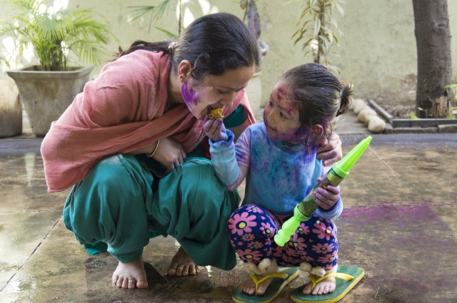 What is Holi without water and colours (Photo: iStock)