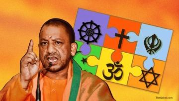 Narendra Modi won the mandate in 2014 based on his promise of development – not the vision of a 'Hindu <i>rashtra</i>'. (Photo: Lijumol Joseph/<b>The Quint</b>)